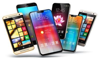 Was steckt in einem Smartphone?