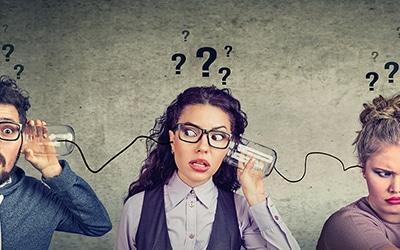 Wie kommuniziert Ihr Unternehmen?