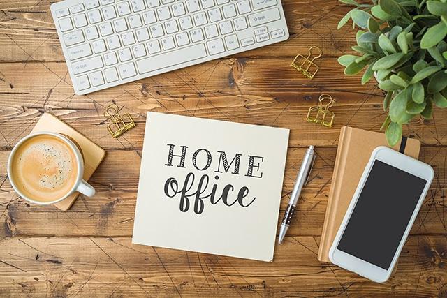Home-Office unter die Lupe genommen