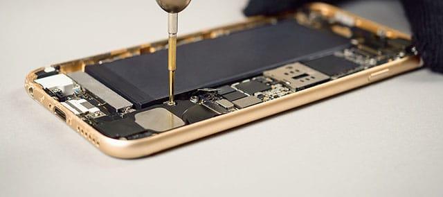 Inhaltsstoffe eines Smartphones